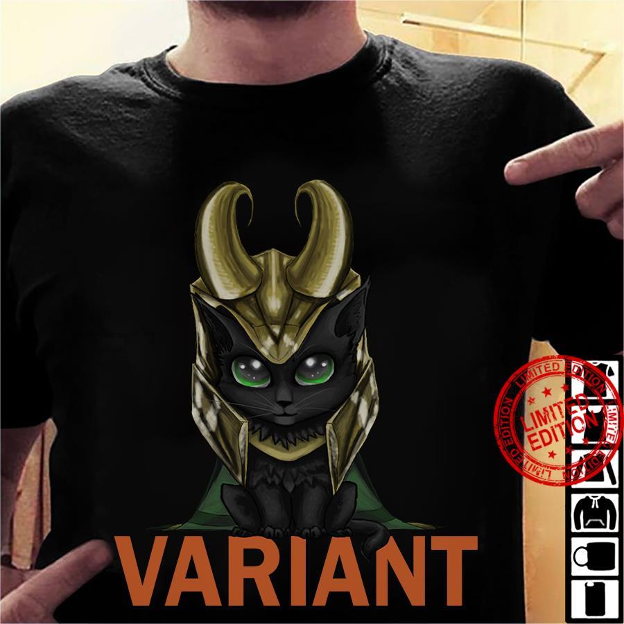 Loki Cat Variant Shirt