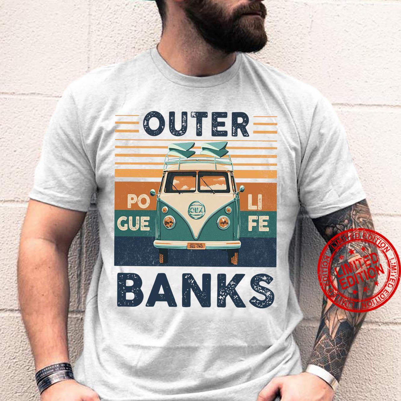 Outer Pogue Life Banks Shirt