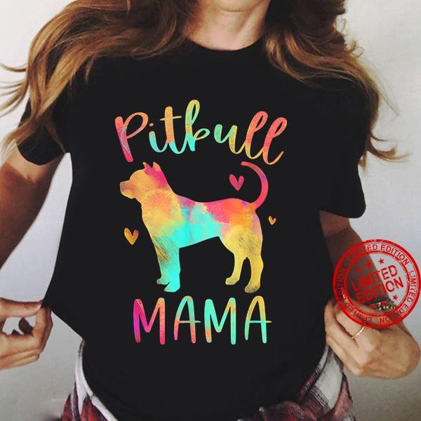 Pitbull Mama Shirt