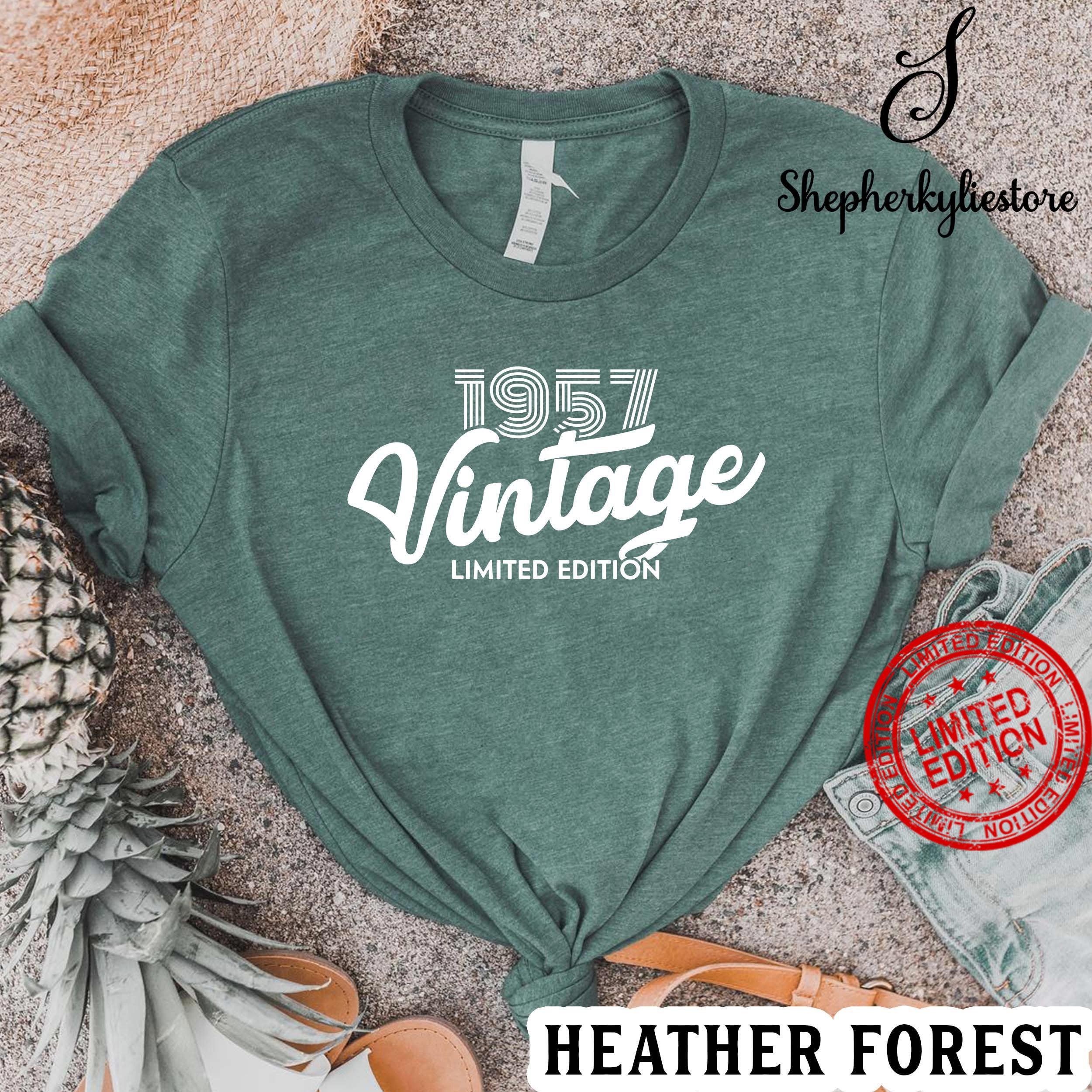 Vintage 1957 Limited Edition Shirt