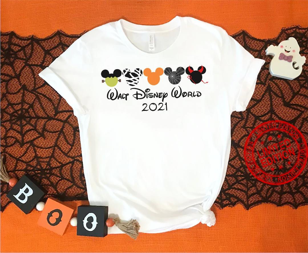 Walt Disney World 2021 Shirt
