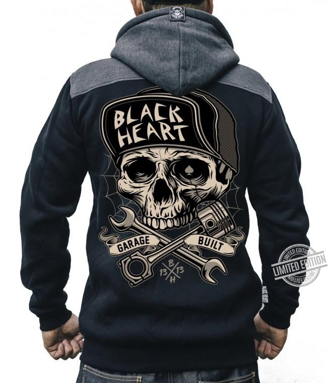 Black Heart Garage Built Shirt