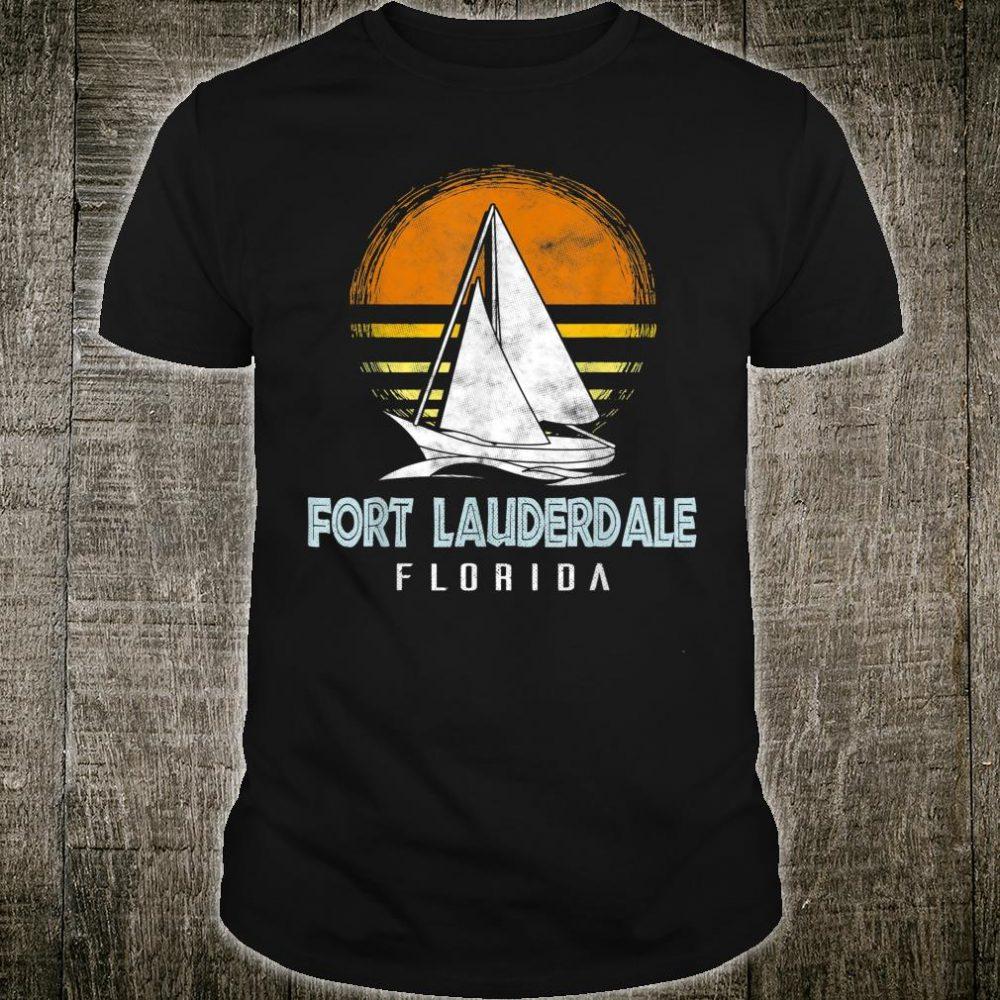 Fort Lauderdale Florida Shirt