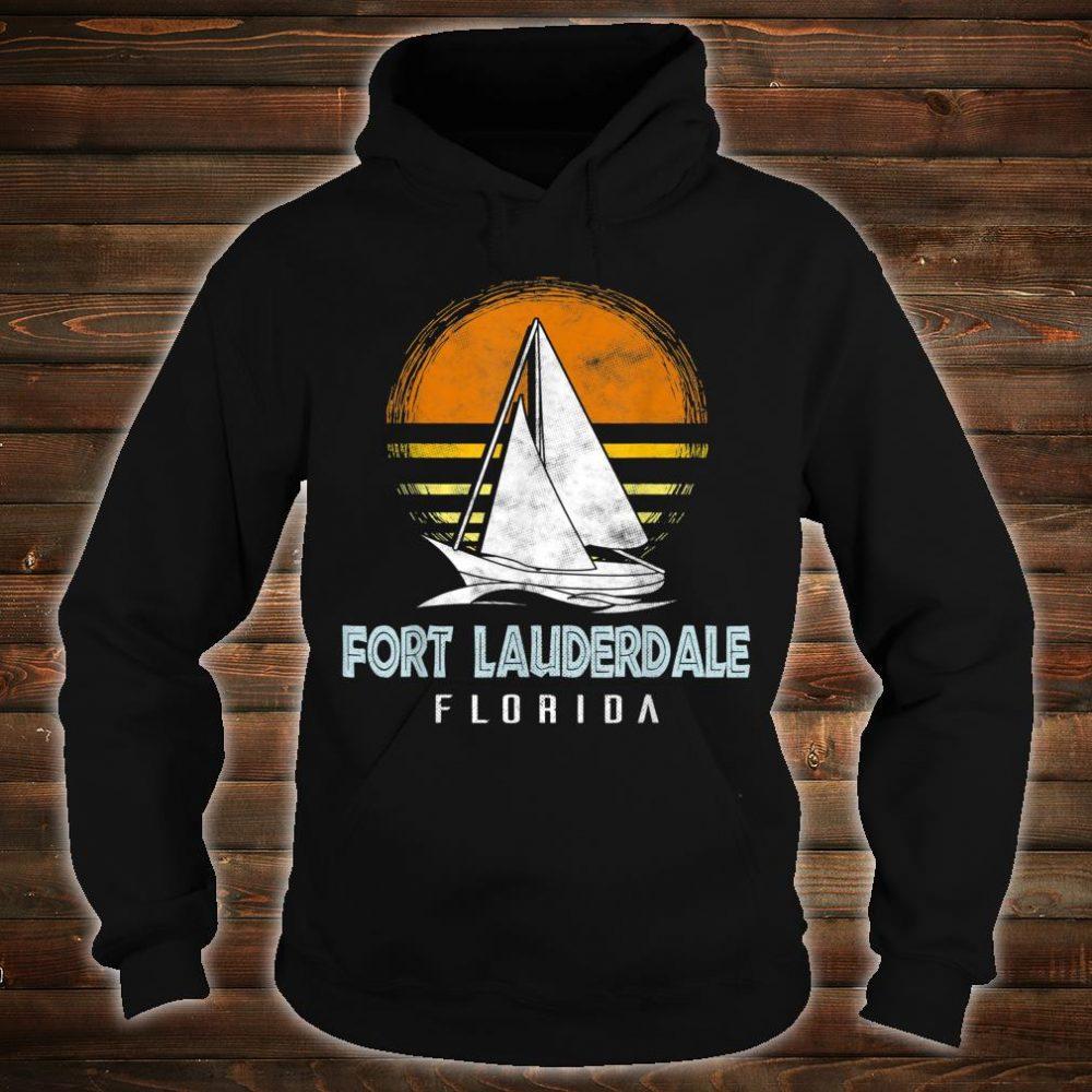 Fort Lauderdale Florida Shirt hoodie