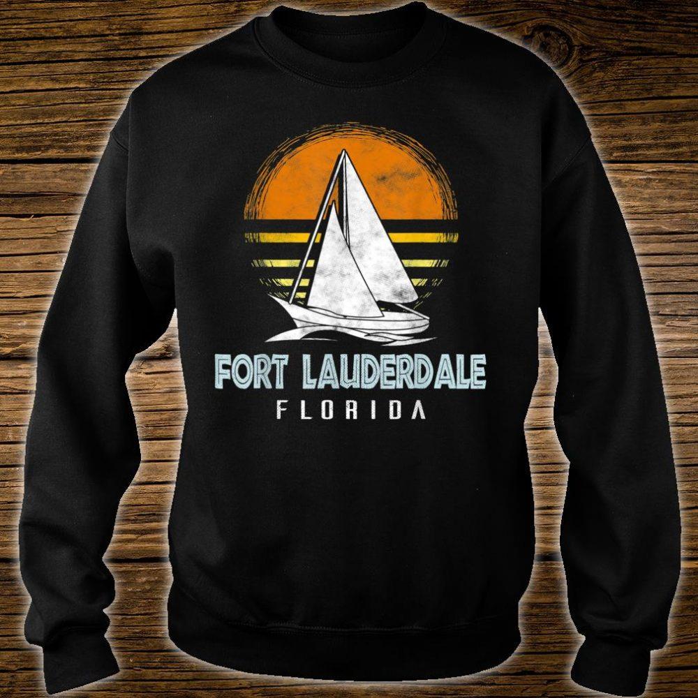 Fort Lauderdale Florida Shirt sweater