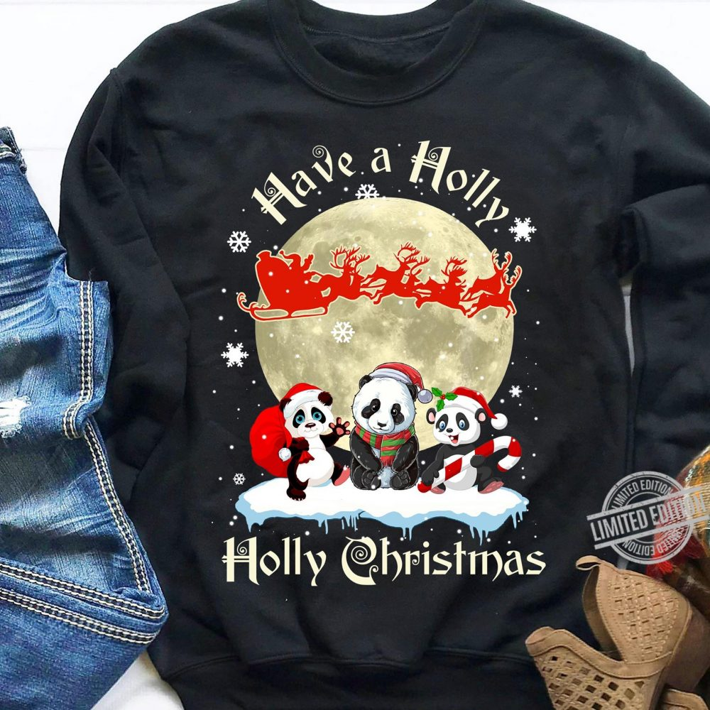 Have A Holly Holly Christmas Shirt