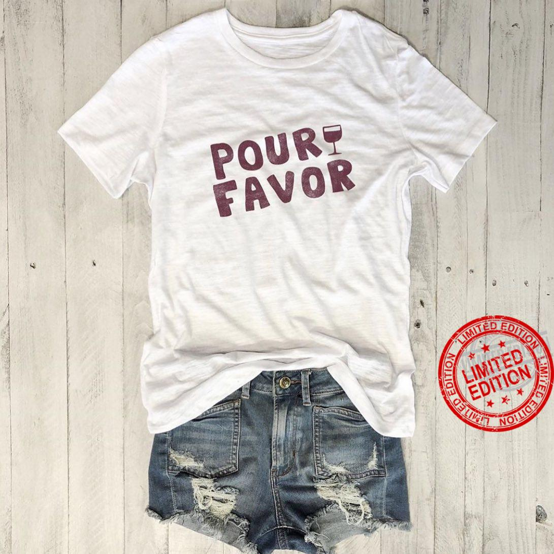 Pour Favor Basic Shirt