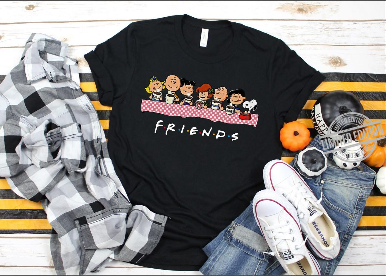 Snoopy And Friends Shirt