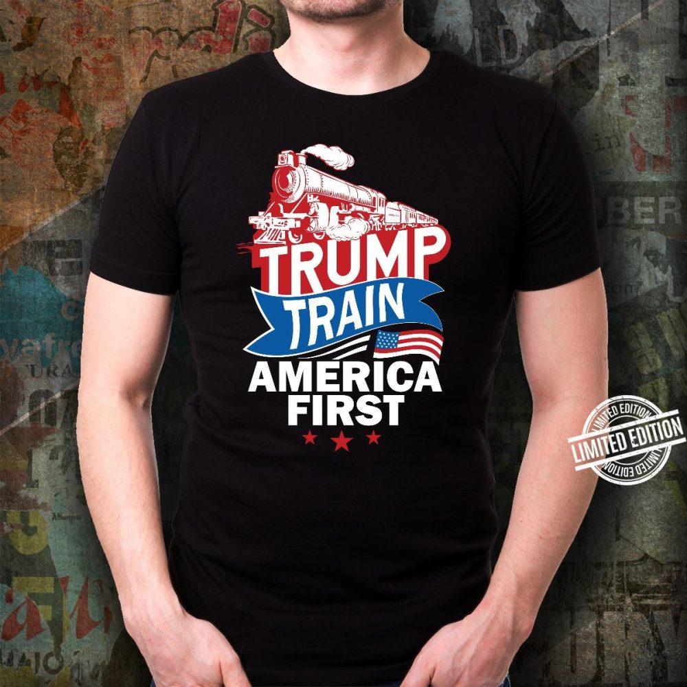 Trump Train America First Shirt